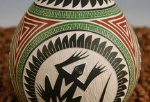 NV1 Mata Ortiz pottery