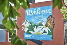 Parkwijk / Parkwijk; een wijk tussen park en stad met alle voorzieningen bij de hand. Een wijk voor jong en oud, waar kinderen veilig kunnen opgroeien in een fijne groene omgeving. Waar vind je dat nog in Haarlem?