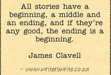 Writing / by Carole Riley