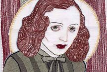 Embroidery! / by Muffy Bolding
