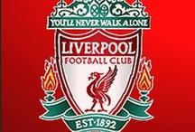 Liverpool fc YNWA / by Kellie Smith