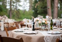 Wedding ideas / by Sheena Marie