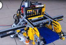 Legot, robotit & vimpaimet