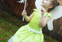 Costume jennah / Costume de princesse pour ma fille