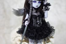 Gótico boneca