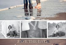 Save the Date! / Beautiful, unique wedding announcement save the dates- available nationwide!