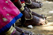 voeten - gekleurd