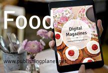 Digital Magazines. Food / www.magpla.net