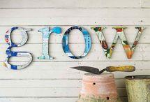 How Does My Garden Grow? / by Stephanie Smith Oudin