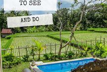 Pondok Kita B&B in Ubud, Bali. / Bed and Breakfast with 3 big rooms and a private swimming pool.