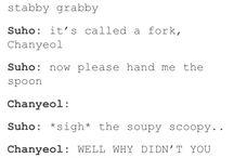 Exo funny