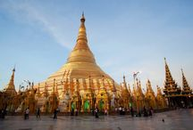 Myanmar - Where to eat, drink, stay and explore / Guide to where to go in Myanmar