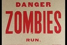 Zombies / by ☠ ᏟɦЯĭֆ ☠