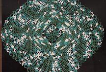 Virkkauksia - My crochet works