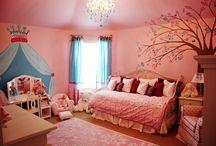 Kid's Bedroom Ideas