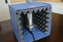 Podcast Studio Ideas