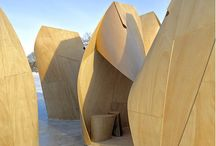 Pods and Pavilions