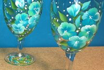 glazen bewerken