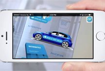 Layar / Layar is Digital Narrative's augmented reality app of choice for all our Interactive Print campaigns.