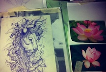 Sketchs of Draws / by Melissa Siqueira