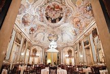 baroque/rococo wedding