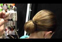 Horse Show Hair
