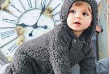 Детское вязаное