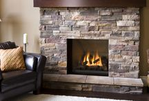 Fireplace ideas / by Courtney Houin