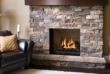 Fireplaces / by Kristen Pryor