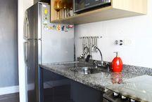 Cozinhas simples