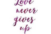 Love / God's Love.