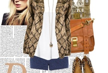 Polyvore / by Mia