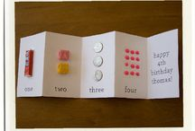 Cards / Cards to make for different occasions  / by Brittany Crawford