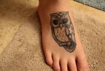 Tattoos / by Amy G.