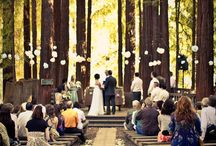 Wedding - outdoor ceremony