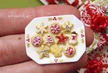 Xmas Miniatures