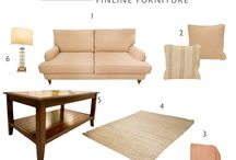 S T Y L E  B O A R D S / Finline Furniture Style Board