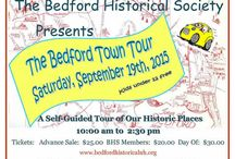 Bedford Town Tour 2015