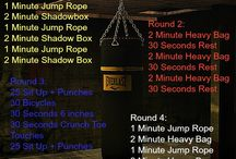 Boxing Workouts / Workouts for boxing and boxfit