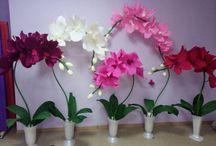 Big flowers Flosecrets