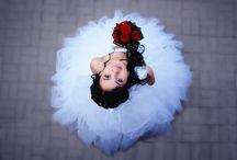 Wedding bells  / My dream wedding  / by Gracen Ripley