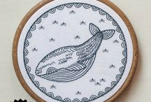Nautical Embroidery