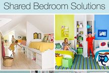 Kids rooms shared