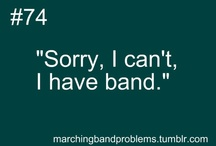 Band <3 / by Erin Roche