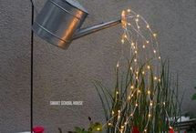 Decoration ideas for gardens