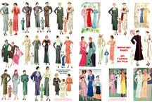 1930's Style & Patterns