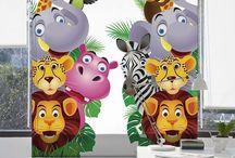 Estores Infantiles / Estores infantiles con diseños y temáticas adaptadas a los niños.