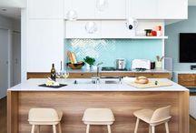 Contemporary Kitchen / Contemporary Kitchen