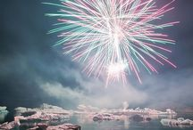 ~ fireworks ~ / by Michele Mauger
