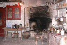 Cornish art studios / photographs of the studios of Cornish artists